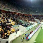 УЕФА приступила к расследованию в отношении Украины из-за нацистских приветствий на стадионе во Львове