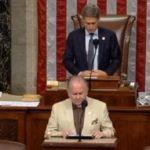 В Конгрессе США провели обряд изгнания злых духов