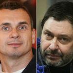 В администрации Зеленского предложили России обменять Вышинского на Сенцова