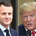 Макрон и Трамп решили пригласить Россию на саммит G7
