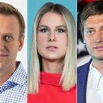 Навального, Гудкова и Соболь не пригласили на антироссийский форум в Вильнюсе