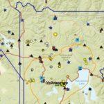 В Йеллоустоуне в ноябре 2019 года произошло 107 землетрясений и 3 извержения Steamboat