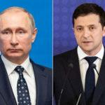 Украинские пропагандисты боятся, что взгляды Зеленского изменятся под влиянием Путина