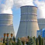 На Украине на Ровенской АЭС отключили четвертый энергоблок