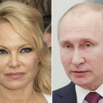Памела Андерсон обратилась к Владимиру Путину за помощью