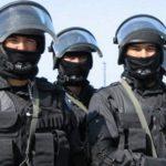 Сотрудников Нацгвардии, работавших на несогласованных митингах, наказали
