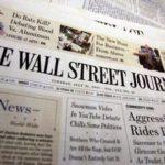 Власти Китая лишили аккредитации трех журналистов американского издания Wall Street Journal
