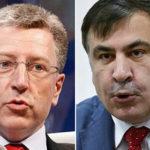 Волкер обвинил Саакашвили в развязывании войны в Южной Осетии в 2008 году