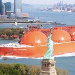 Европа начала отказываться от сжиженного природного газа из США
