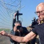 Власти Украины продолжат строить «стену Яценюка» на границе с РФ