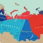 Депутат парламента Латвии опубликовал карту раздела России