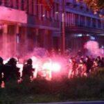 В Сербии в организации беспорядков обвинили Украину