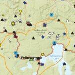 Йеллоустоун в июне 2020: Steamboat извергается все чаще, кальдера продолжает оседать