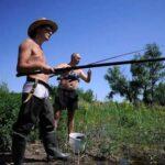 Ляшко в трусах поздравил жителей Украины с Днем рыбака