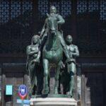 В США статую президента Рузвельта демонтируют, но она может переехать в Россию