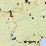 Активность Йеллоустоуна в июле: 6 извержений Steamboat, оседание кальдеры продолжается