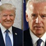Дональд Трамп и Джо Байден разошлись во мнении по вопросу ношения масок