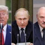 Трамп, Путин и Лукашенко удостоены «позорной» Шнобелевской премии