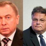 Глава МИД Белоруссии сравнил своего коллегу из Литвы с «мальцом, который лезет из кожи вон»