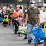 Голод в США: 50 миллионов граждан остались без продовольствия