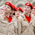 Юнармия в Крыму довела до истерики «патриотов» Украины