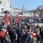 Разведка Эстонии: Россия вступит в войну с НАТО из-за «цветной революции» в Белоруссии