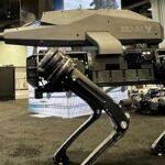 """<span class=""""title"""">Американцы создали робота-собаку со снайперской винтовкой</span>"""